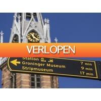 ZoWeg.nl: 3 dagen Groningen inclusief diner