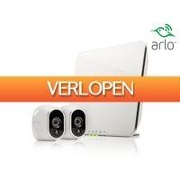 iBOOD Electronics: Arlo HD bewakingssysteem
