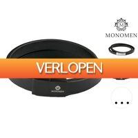 iBOOD Sports & Fashion: Monomen lederen armband