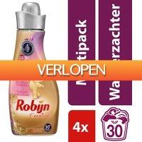 Bol.com: 2 x Robijn Color Klein & Krachtig wasmiddel - 84 wasbeurten