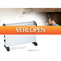 DealDonkey.com 4: Convectieverwarming - elektrische kachel