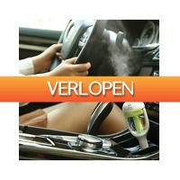 Priceattack.nl: Luchtbevochtiger voor in je auto