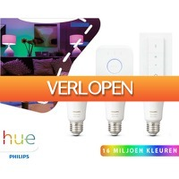 1DayFly: Philips Hue White and Color Ambiance starterkit