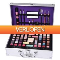 Voordeeldrogisterij.nl: 68 delige Glamza make-up koffer