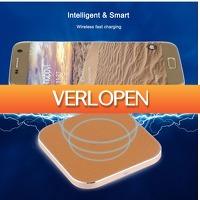 Uitbieden.nl 3: Wireless QI smarpthone charger