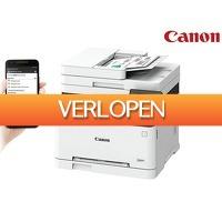 iBOOD Electronics: Canon I-SENSYS MF635CX laserprinter