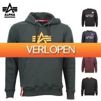 ElkeDagIetsLeuks: Alpha Industries sweaters