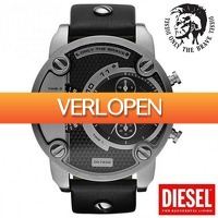 Watch2Day.nl 2: Refurbished DIESEL DZ7256 Little Daddy XL Chronograph