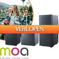 Euroknaller.nl: Moa Flex Design wijnkoelkast