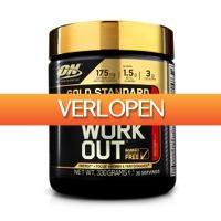 BodyenFitshop.nl: Gold Standard Pre-Workout