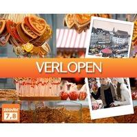 1DayFly Travel: Kerstshoppen in Maastricht en Aken - halfpension