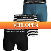 Suitableshop: Bjorn Borg boxershorts 3-pack