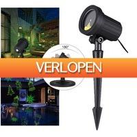 Grotekadoshop.nl: LED laser licht projector