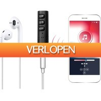 Uitbieden.nl 2: Bluetooth receiver/carkit/audio/autoradio in 1