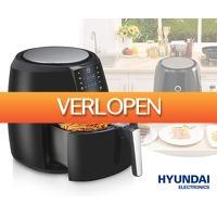 Voordeelvanger.nl: XXL Hyundai airfryer