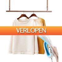 Uitbieden.nl 3: iGARDEN XG AS02 kleding steamer