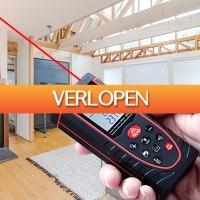 Slimmedealtjes.nl: Nauwkeurige laser afstandsmeter