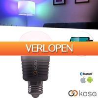 Wilpe.com - Elektra: KASA LED-smartlamp Bluetooth