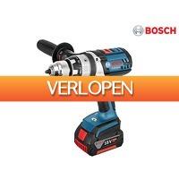 iBOOD DIY: Bosch Blue GSB 18 VE-2 li 18 V heavy duty klopboormachine