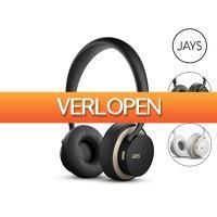 iBOOD Electronics: Jays u-JAYS Bluetooth koptelefoon