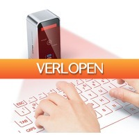 Priceattack.nl: Virtueel Laser projectie toetsenbord en muis