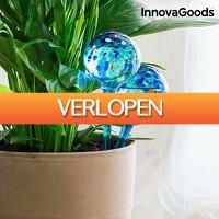 CheckDieDeal.nl 2: Glazen waterbollen voor planten