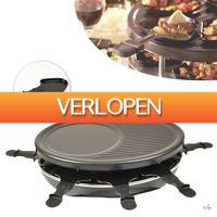 Wilpe.com - Home & Living: Top Cook Raclette 8 personen 1200W