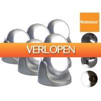 iBOOD DIY: 6 x Quintezz draadloze LED-lampen