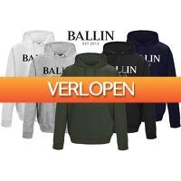 VoucherVandaag.nl: Ballin Est heren hoodie