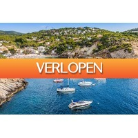 Hoteldeal.nl 1: Geniet 8 of 15 dagen van het zonovergoten Ibiza