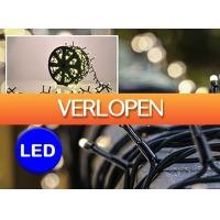 DealDonkey.com: 1.000 LED lichtjes warm wit