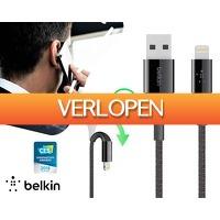 1DayFly: Belkin 120 cm Kevlar MFI Lightning kabel