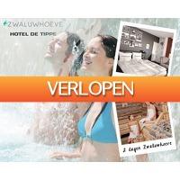1DayFly Travel: Hotelovernachting inclusief 2 dagen Zwaluwhoeve
