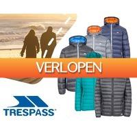 1DayFly Outdoor: Trespass lichtgewicht donzen jas