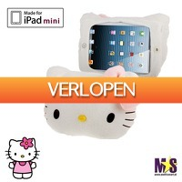 Multismart.nl: Hello Kitty knuffel hoes iPad mini