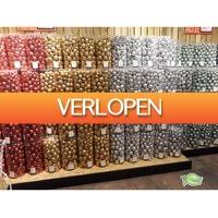 Warentuin.nl: Mixtube 100 kunststof kerstballen