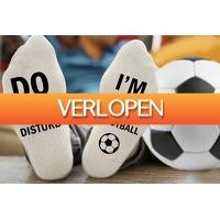 VoucherVandaag.nl: Voetbalsokken