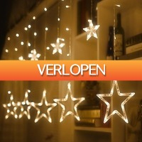GroupActie.nl: LED-sterrengordijn