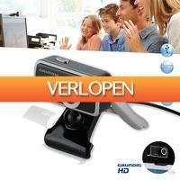 Wilpe.com - Elektra: Grundig USB webcam