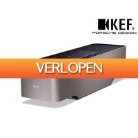 iBOOD.com: KEF Gravity One Bluetooth speaker
