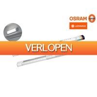 iBOOD DIY: 2 x Osram LED-buis met armatuur
