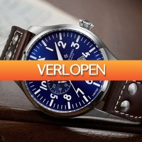 Watch2Day.nl 2: Alpha Sierra Automatics Limited Edition horloge