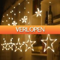 GroupActie.nl: LED sterrengordijn
