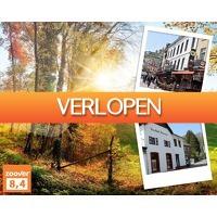1DayFly Travel: Top hotel in de heuvels van Zuid-Limburg + diner