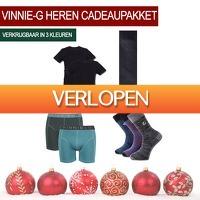 1dagactie.nl: Vinnie-G heren cadeaupakket