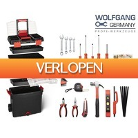 Telegraaf Aanbiedingen: 40-delige Wolfgang gereedschapstrolley