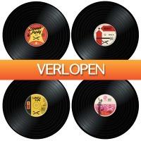 MegaGadgets: 4 x vinyl placemats