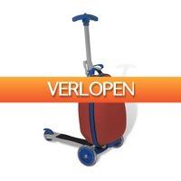 VidaXL.nl: vidaXL kinderstep met rolkoffer