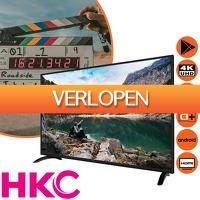 Euroknaller.nl: HKC 50BC-4 K UHD Smart TV