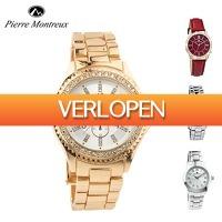 Elkedagietsleuks Ladies: Dames horloge van Pierre Montreux